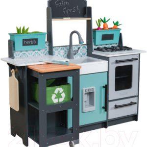 Детская кухня KidKraft Гурман / 53442-KE
