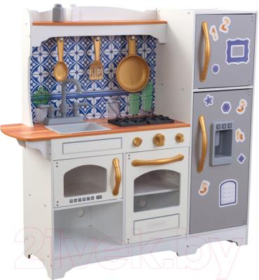 Детская кухня KidKraft Мозайка / 53448-KE