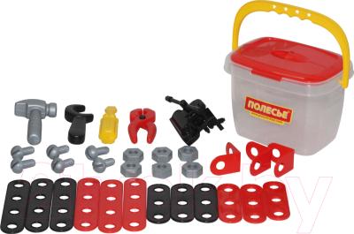 Набор инструментов игрушечный Полесье Механик / 56603