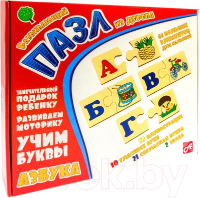 Развивающая игра Анданте Азбука / Д566а
