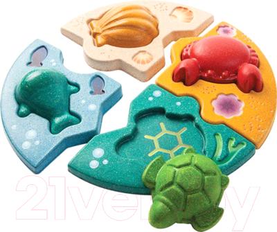 Пазл Plan Toys Море / 5688