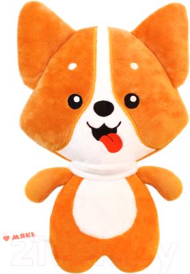 Мягкая игрушка Мякиши Доктор Мякиш. Корги / 578