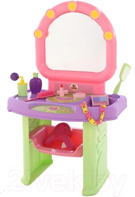 Туалетный столик игрушечный Полесье Салон красоты / 58799