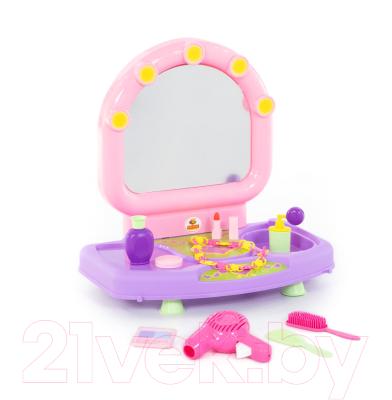 Туалетный столик игрушечный Полесье Салон красоты Милена / 58805