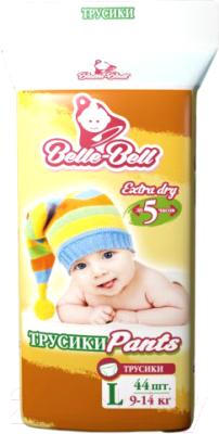 Подгузники-трусики детские Belle-Bell До 5ч L / PD01