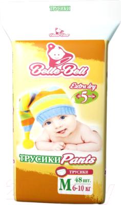 Подгузники-трусики детские Belle-Bell До 5ч M / PD01