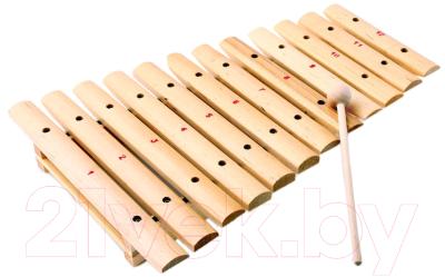 Музыкальная игрушка ЛЭМ Ксилофон / 6027
