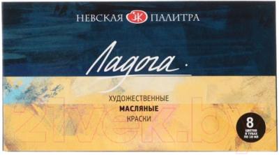 Масляные краски Ладога №6 / 1241081