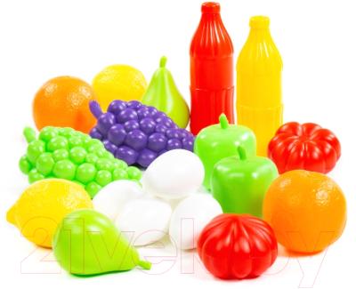 Набор игрушечных продуктов Полесье Набор продуктов №6 / 47014