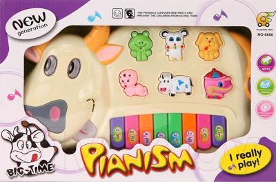 Развивающая игрушка Pir Holding Пианино Коровка / 6600