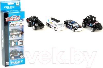 Набор игрушечных автомобилей Six-Six Zero 660-A130