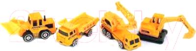 Набор игрушечных автомобилей Six-Six Zero 660-A141
