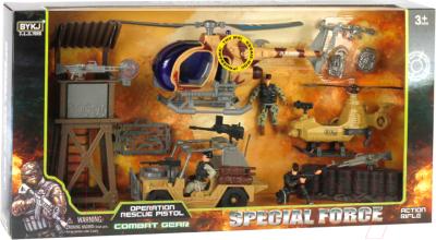 Набор игрушечной техники Maya Toys Военная служба / 6635B