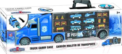 Автовоз игрушечный JinJia Toys 666-02G