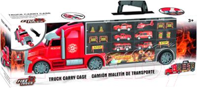 Автовоз игрушечный JinJia Toys 666-03G