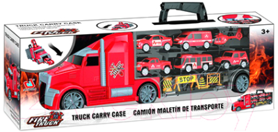 Автовоз игрушечный JinJia Toys 666-03K