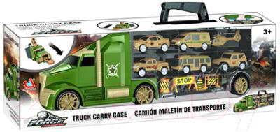 Автовоз игрушечный JinJia Toys 666-05K