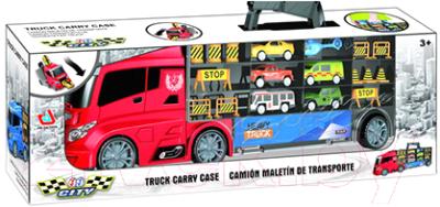 Автовоз игрушечный JinJia Toys 666-06G