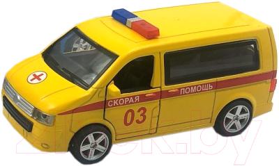 Автомобиль игрушечный McFive 6832-09R