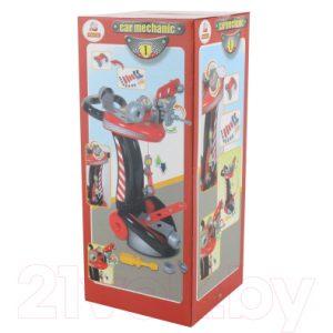 Тележка с инструментами игрушечная Полесье Механик / 68620