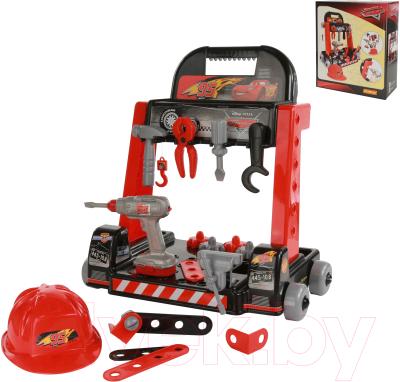Тележка с инструментами игрушечная Полесье Тачки / 69887