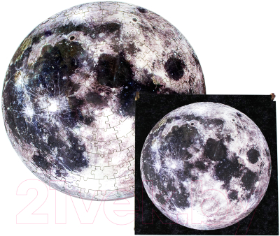 Пазл Грай Луна / ПЗ-6