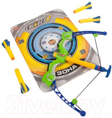 Арбалет игрушечный Play Smart Арбалет снайпера / А7078