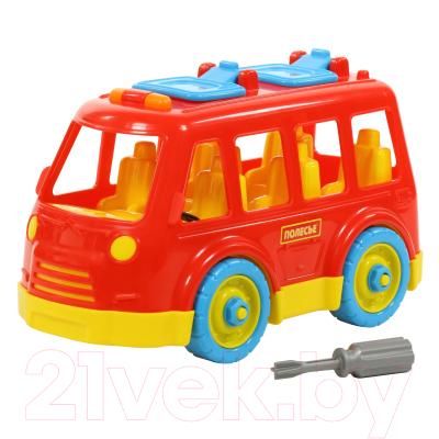 Автобус игрушечный Полесье 71248