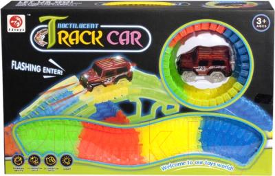 Автотрек гибкий Maya Toys 7203