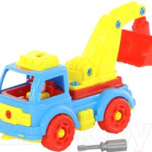 Экскаватор игрушечный Полесье 73044
