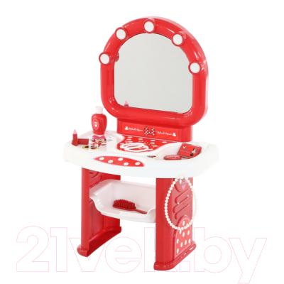 Туалетный столик игрушечный Полесье Салон красоты. Минни Маус / 73167