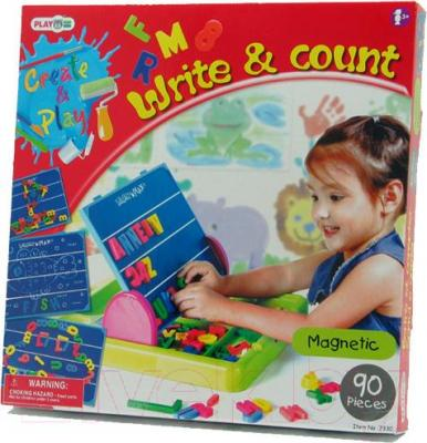 Развивающая игрушка PlayGo Доска функциональная с аксессуарами 7330