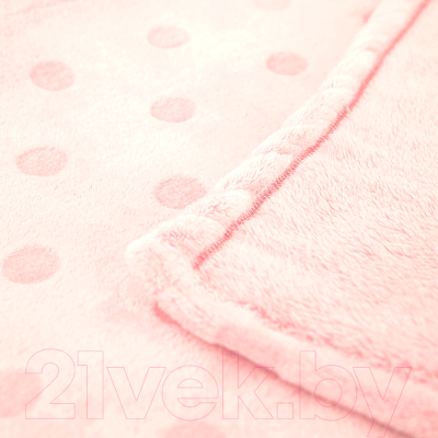 Плед детский ОТК Горох 75x100 / MV01364/3RO