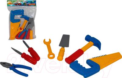Набор инструментов игрушечный Полесье №7 / 53701