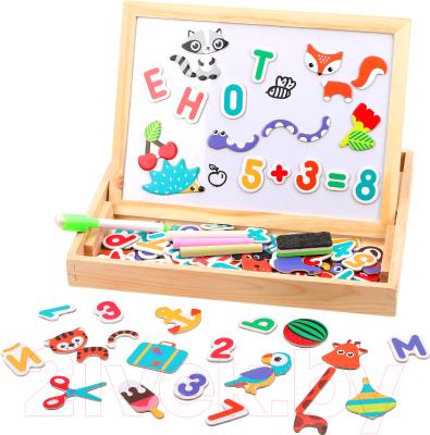 Развивающий игровой набор Наша игрушка Доска знаний / 76800