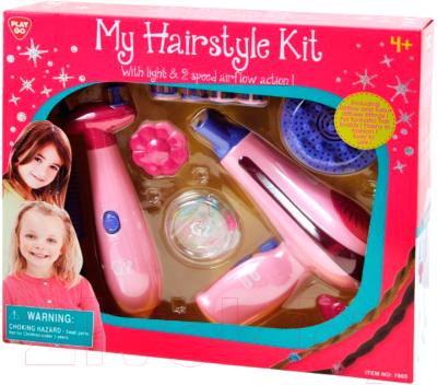 Набор аксессуаров для девочек PlayGo Набор по уходу за волосами 7865