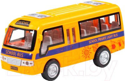 Автобус игрушечный Полесье Школьный / 78971