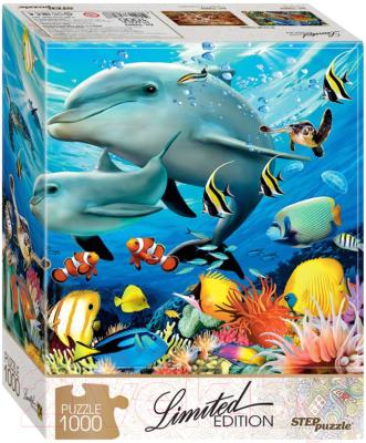 Пазл Step Puzzle Подводный мир / 79803