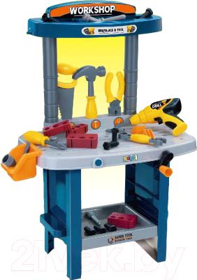 Верстак-стол игрушечный Bowa Умелые руки 8003