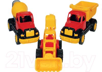 Набор игрушечной техники Terides Строительные машины / Т8-006