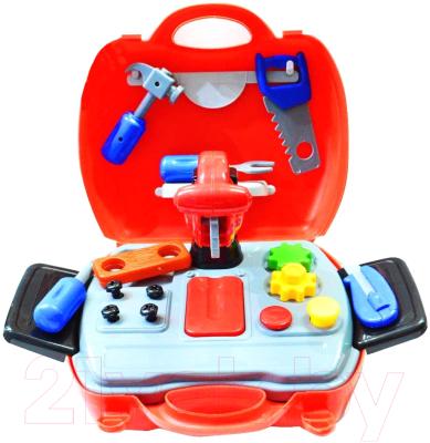Набор инструментов игрушечный Haiyuanquan Маленькая мастерская / 8011