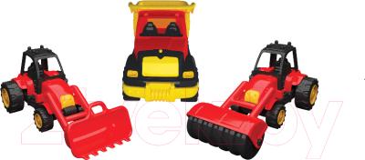 Набор игрушечной техники Terides Для укладки асфальта / Т8-013