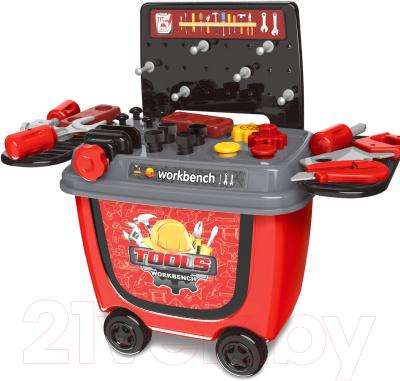 Верстак-стол игрушечный Bowa Умелые руки 8014