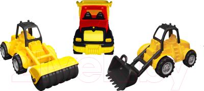 Набор игрушечной техники Terides Для укладки асфальта / Т8-018