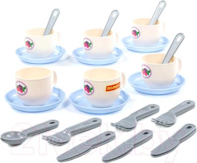 Набор игрушечной посуды Полесье Минутка / 80271