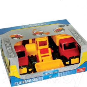 Набор игрушечной техники Terides Строительные машины / Т8-106