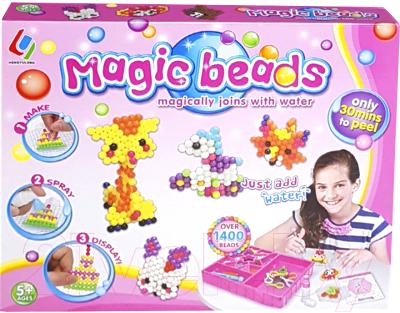 Набор для творчества Maya Toys Аквамозаика. Веселые картинки / 8201
