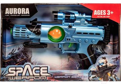 Бластер игрушечный Aurora Toys Космическое оружие / 836-3