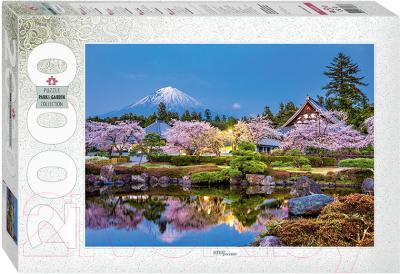 Пазл Step Puzzle Япония весной. Сидзуока / 84038
