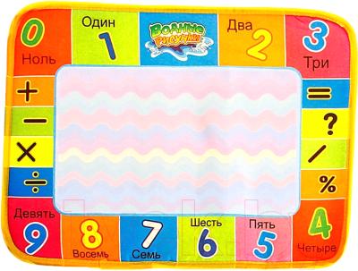 Развивающий коврик Zabiaka Цифры плюс Игра Люди Мира / 845196